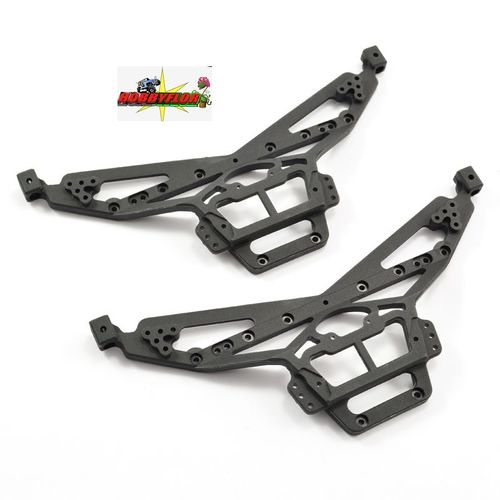 FTX MIGHTY THUNDER MAIN FRAME SIDE PLATES (2PC) FTX8414