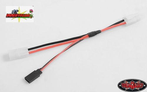 RC4WD Y HARNESS WITH TAMIYA CONNECTORS FOR LIGHTBARS Z-S1601