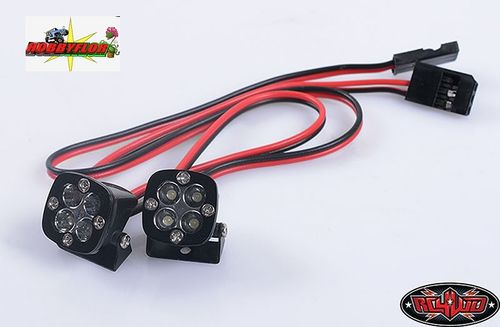 RC4WD 1/10 BAJA DESIGNS SQUADRON PRO LED LIGHTS Z-E0066