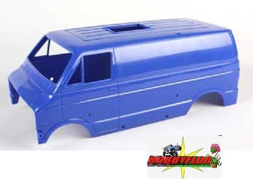 RC Body only 58546 Lunch Box Blue Edition 9335699 Wheelbase 205mm