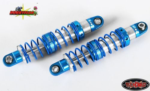 RC4WD KING OFF-ROAD SCALE DUAL SPRING SHOCKS (70MM) 2pc Z-D0037