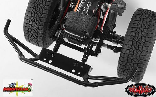 RC4WD FRONT AND REAR BUMPER MOUNT FOR ECX BARRAGE / FTX OUTBACK - CNC METALICOS - Z-S1884