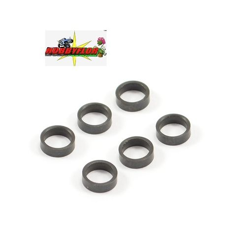 FTX OUTBACK FURY GASKET 6.8X5X2 (6PC) FTX9187