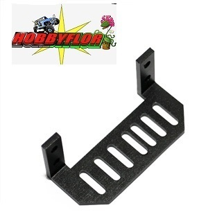RC4WD Black 1 Servo mounts Z-S0562-2 for rc4wd  t-rex 60 and Tamiya clod buster u otros