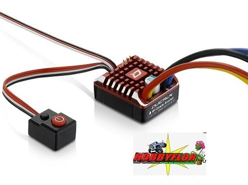 QuicRun Regler WP-1080-Brushed Crawler 80A LED Program Box is Included HW30112750