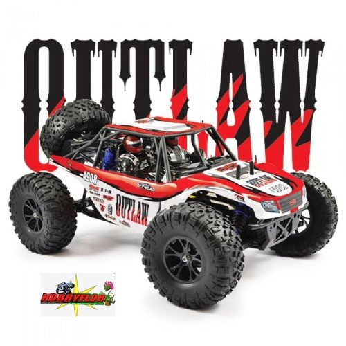 FTX OUTLAW 1/10 BRUSHED 4WD ULTRA-4 RTR Buggy Rock Racer FTX5570