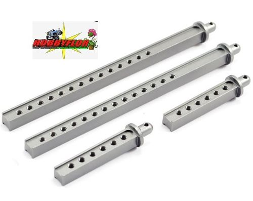 FTX OUTBACK ALUMINIUM BODY POSTS (4) FTX8241 option (outback-kulak-barrage-temper-stoner)