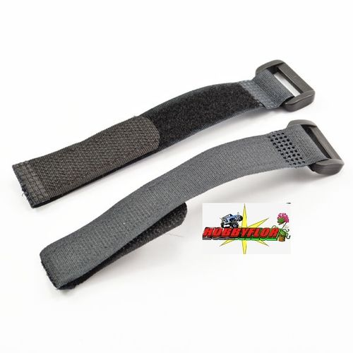 FTX OUTLAW VELCRO BATTERY STRAP (2PC) FTX8346
