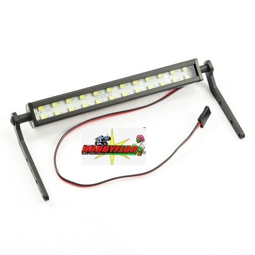FTX OUTBACK 24 LED LIGHT BAR 13 cm de ancho mas soportes FTX8251