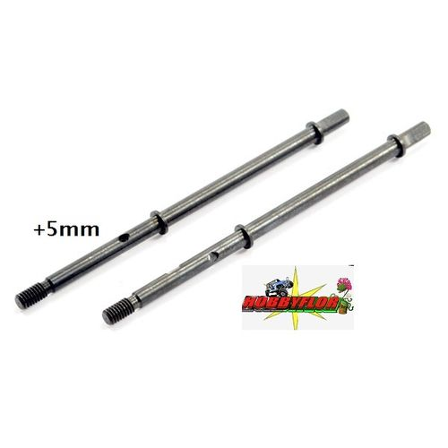 FTX8252 OUTBACK WIDE REAR AXLE +5mm FOR FTX8245/8246 option (outback-kulak-barrage-temper-stoner