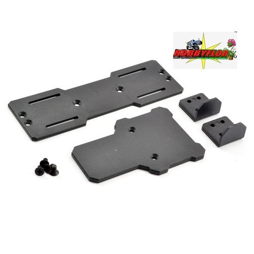 FTX OUTBACK ESC & BATTERY HOLDER SET FTX8131 option (outback-kulak-barrage-temper-stoner)
