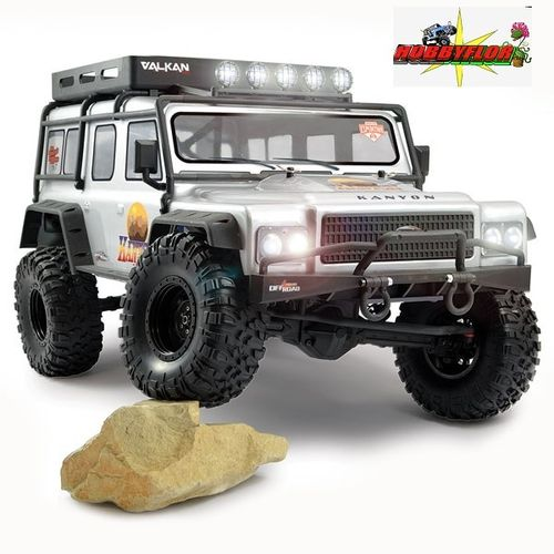 FTX KANYON 4X4 RTR 1:10 XL TRAIL CRAWLER Con kit 13 luces FTX5563