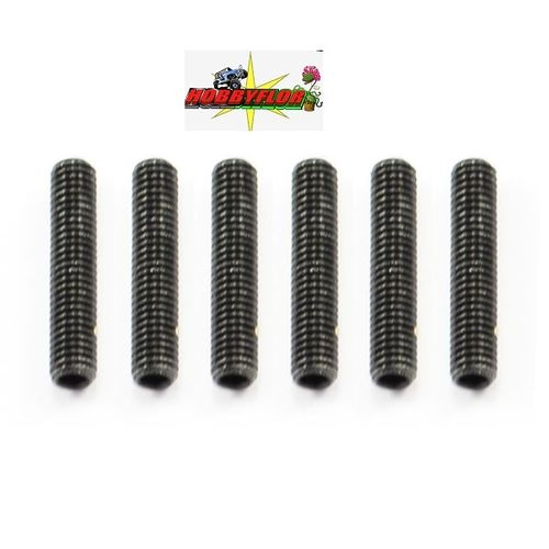 FTX8205 OUTBACK SET SCREW M3x15 esparragos para link (6pc)