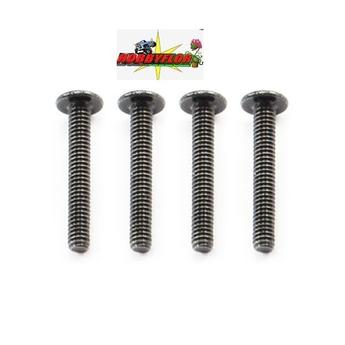 FTX8215 OUTBACK BUTTON HEAD SCREW M2x14 (4)