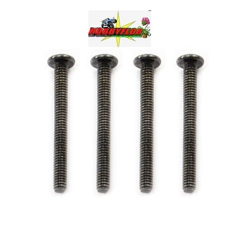 FTX8216 OUTBACK BUTTON HEAD SCREW M2x20 (4)