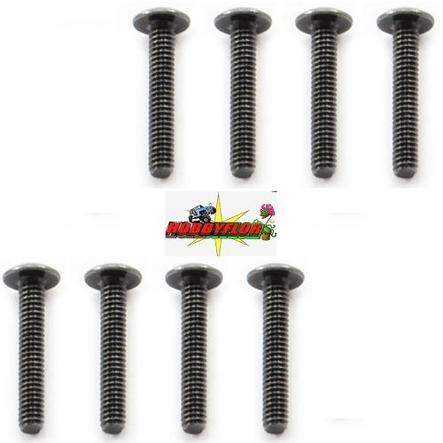 FTX8214 OUTBACK BUTTON HEAD SCREW M2x12 (8)