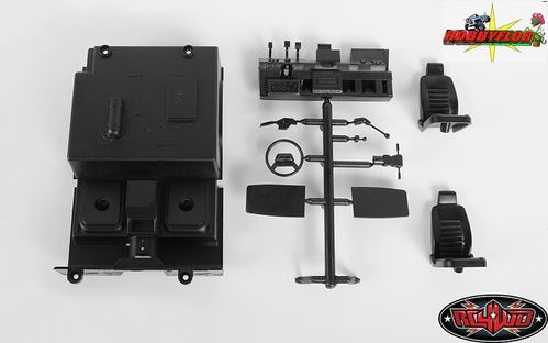 RC4WD INTERIOR FOR 1/18 MINI D90 Z-B0166