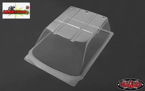 RC4WD MOJAVE II FOUR DOOR CLEAR LEXAN WINDSHIELD Z-B0121