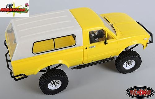 RC4WD TIGHTFIT TRUCK TOPPER FOR THE MOJAVE AND HILUX BODIES Z-B0047