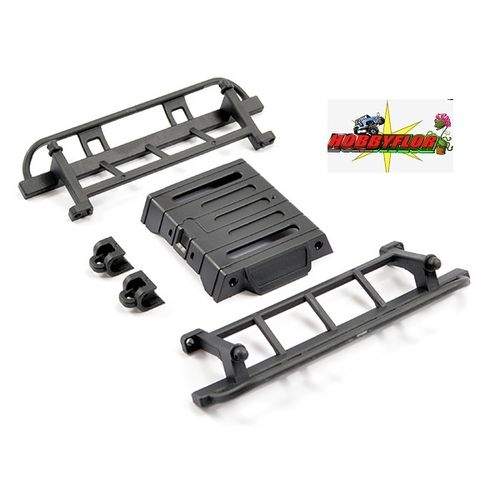 FTX RAVINE UPPER DECK AND SIDE PLATES FTX8932