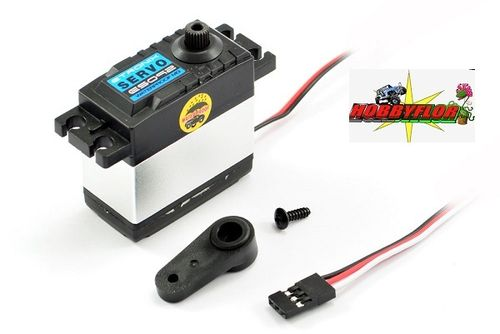 ETRONIX ES092 9.2KG DIGITAL STD WATERPROOF PIÑONERIA METALICA MG SERVO ET0018