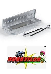 PROLINE SCALE ACCESSORY SET 4 TRUCK TOOL BOX WITH AXLES PL6072-00