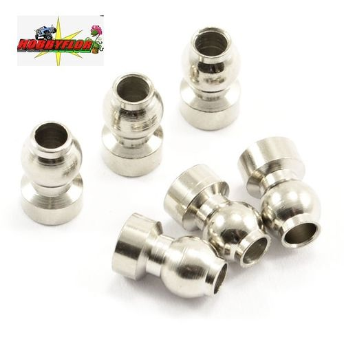 FTX MAULER BALL STUD (LONG) (6PCS) FTX8794