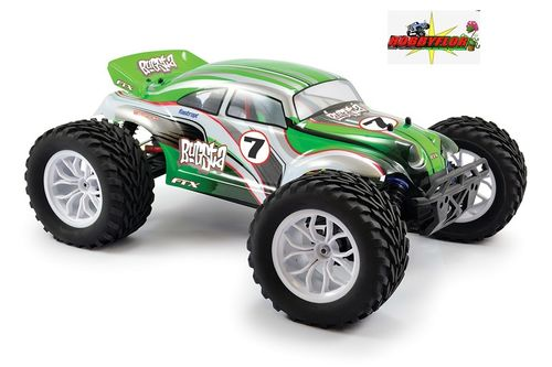 FTX BUGSTA RTR 1/10TH BRUSHLESS 4WD OFF-ROAD BUGGY FTX5545