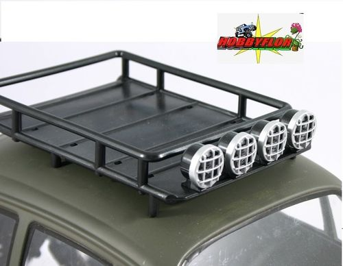 CARISMA M10DT Baca ROOF RACK SET CA15008