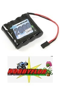 VOLTZ RX STRAIGHT BATTERY 4.8V 2000MAH W/CONNECTOR VZ0150