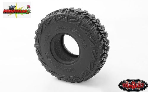 "RC4WD GOODYEAR WRANGLER MT/R 2.2"" SCALE TIRES (2pc) Diametro 143mm Z-T0153"