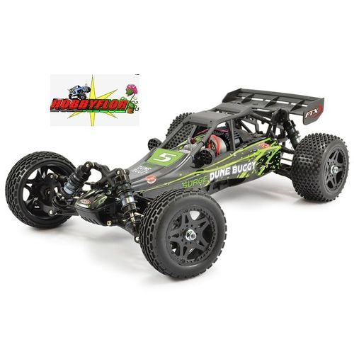 FTX SURGE 1/12 BRUSHED BUGGY READY-TO-RUN 4x4 Li-Ion battery (GREEN) FTX5512G