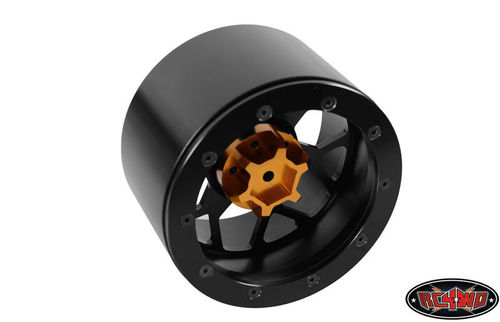 RC4WD 19MM UNIVERSAL HEX FOR 40 SERIES AND CLOD WHEELS (2pc) Z-S0725