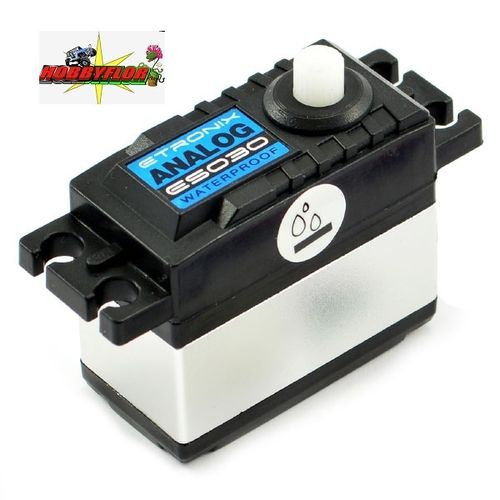 ETRONIX ES030 3.0KG ANALOG STD SERVO ET0015