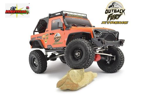 FTX OUTBACK FURY XTREME 4X4 TRAIL CRAWLER ROLLER FTX5583