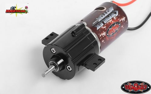 RC4WD REDUCTORA DISRUPTOR ULTRA COMPACT PLANETARY TRANSMISSION 1:32 FOR MOTOR 540 (BLACK) Z-U0003