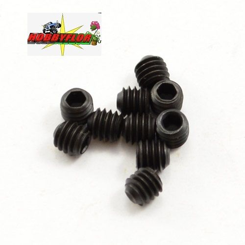 HoBao M4X4mm Set Screws (10pc) H38404