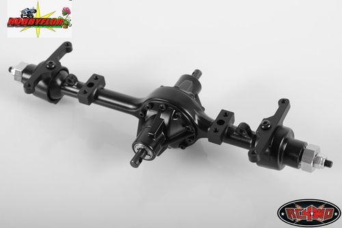 RC4WD YOTA II ULTIMATE SCALE CAST AXLE (CENTER FRONT) Segundo eje con direccion para 6x6 8x8 Z-A0086