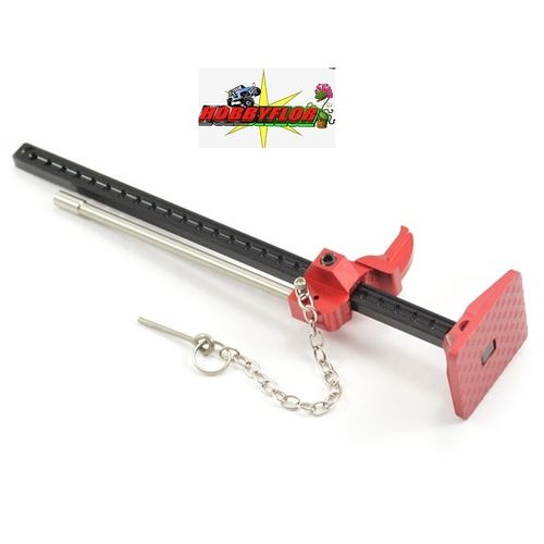 FASTRAX GATO ALUMINIUM ANODISED HIGH LIFT JACK & CHAIN FAST2345