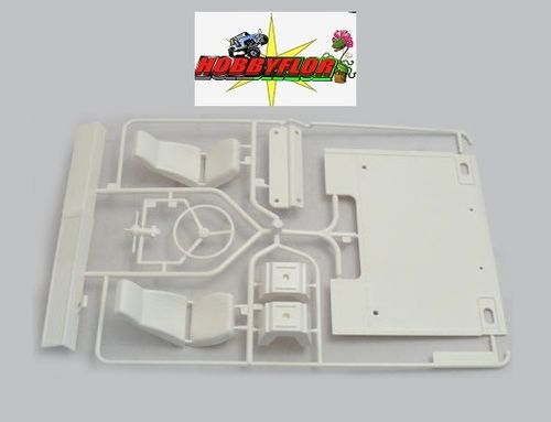 Tamiya Globe Liner RC P Parts (interior): 56304 - 0115178