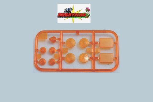 Tamiya Globe liner - king hauler RC L Parts: 56304/56301 - 0115105