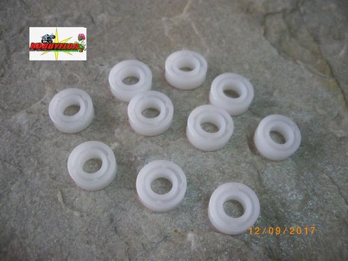 Tamiya RC Plastic Bearing 1150 (10pc) 0555015
