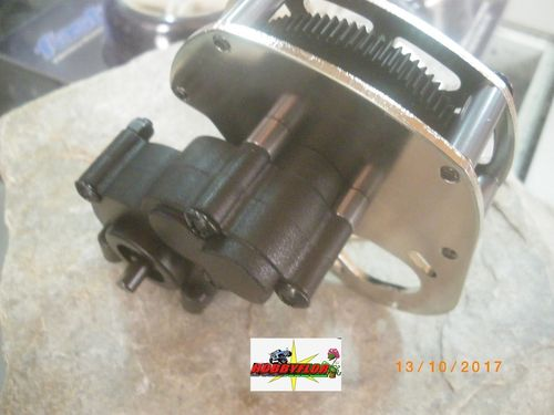 FTX MAULER COMPLETE BUILT TRANSMISSION TRANNY + REFUERZO METALICO (adaptable a FTX Outback) FTX8756R