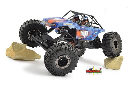 FTX RAVINE 1:10 RTR M.O.A. ROCK BUGGY CRAWLER - BLUE EDITION - FTX5574