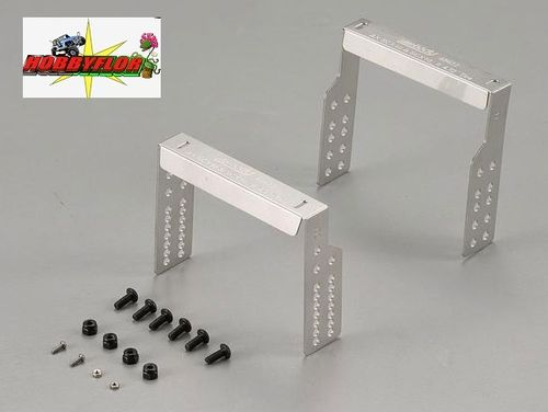 KILLERBODY INSTALLATION MOUNT S/S (1/10 Toyota Land Cruiser 70) ( AXIAL SCX10/II ) KB48672