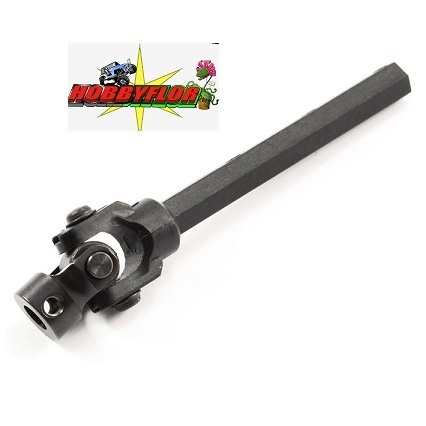 FTX OUTLAW/KANYON REAR CENTRAL CVD SHAFT REAR HALF - STEEL CUP (con yoker de metal) FTX8305S