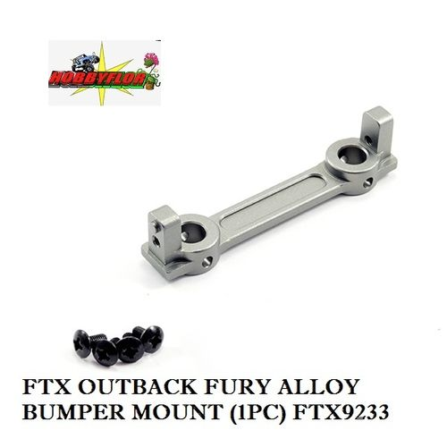 FTX OUTBACK FURY ALLOY BUMPER MOUNT (1PC) FTX9233