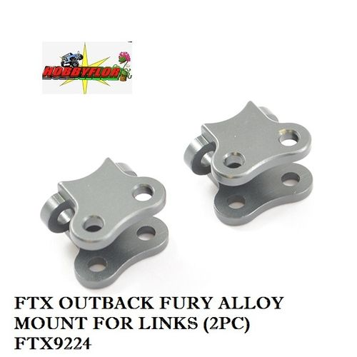 FTX OUTBACK FURY ALLOY MOUNT FOR LINKS (2PC) FTX9224