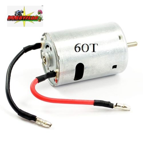 FTX 540 BRUSHED MOTOR 60T(MIGHTY THUNDER / KANYON) FTX6552