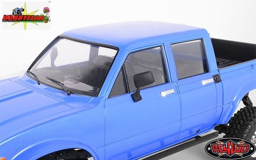 RC4WD RC4WD MOJAVE II FOUR DOOR COMPLETE INTERIOR W/METAL DETAILS Z-B0144